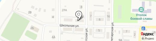 Абв Маслов на карте Луначарского