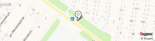 BEERжа на карте Ягодного