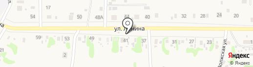 У Димыча на карте Усолья