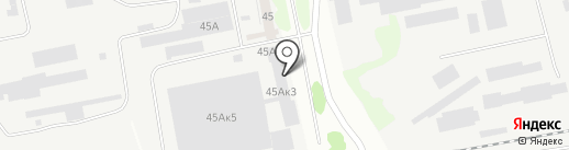 Фортуна-Авто на карте Казани