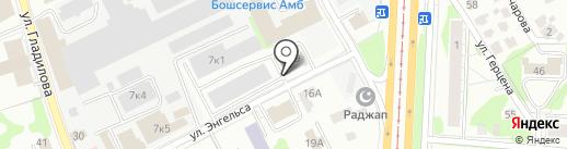GIROMAX на карте Казани
