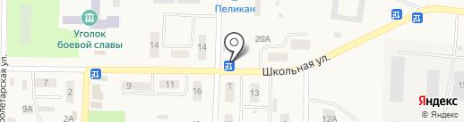 QIWI на карте Луначарского