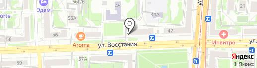 Брокерс на карте Казани