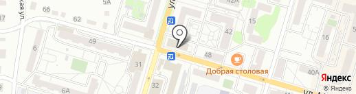 Технология строительства на карте Казани