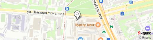 Магазинчик 108 на карте Казани