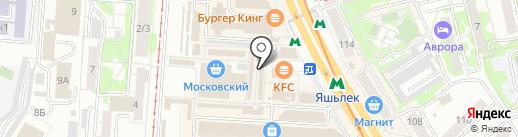 АВАЛОН КОМПЬЮТЕРС на карте Казани