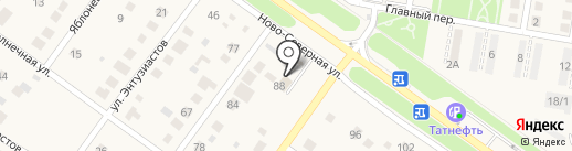 КровГрад на карте Ягодного