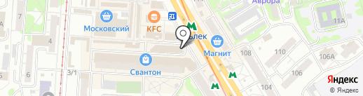 Магазин детской одежды и обуви на карте Казани