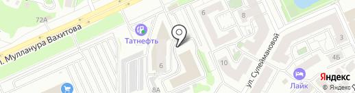 ФАСЭНЕРГОМАШ на карте Казани