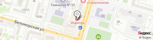 ТЕКТОМ на карте Казани