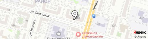 Компания по ремонту газовых колонок, плит и котлов на карте Казани