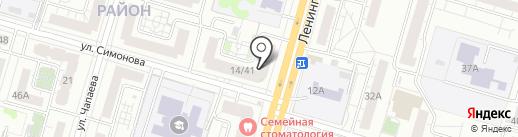 Магазин крепежа и инструмента на карте Казани