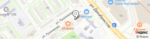 ВЕГМАН на карте Казани