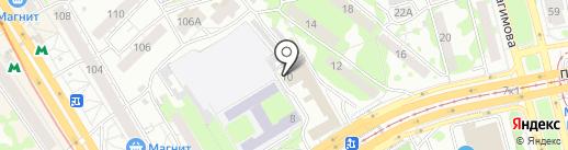 Фабрика кукольных домиков на карте Казани