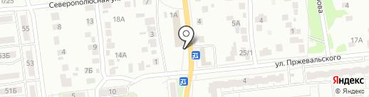 Автомагазин на карте Казани
