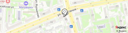 Газтехника+ на карте Казани