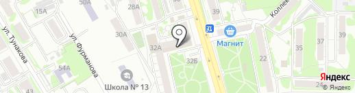 ЗаказРезерв на карте Казани