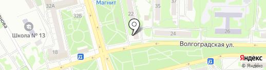 Почта России на карте Казани