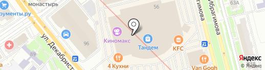 Iфоша на карте Казани