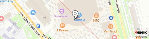 TOY.RU на карте Казани