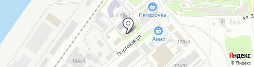 Крафт на карте Казани