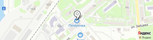 ЛК ТТС на карте Казани