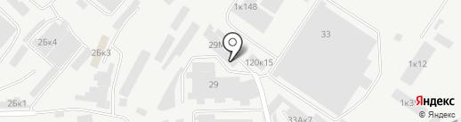 Фабрика Актуальной Мебели на карте Казани