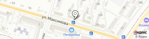 Банкомат, АКБ Спурт, ПАО на карте Казани