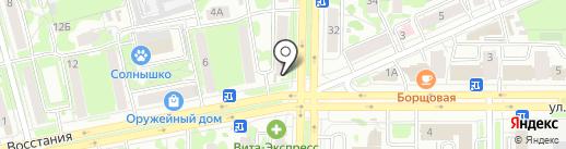 КОМИССИОННЫЙ МАГАЗИН 116 на карте Казани