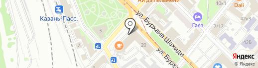 ЛинарСтудио на карте Казани