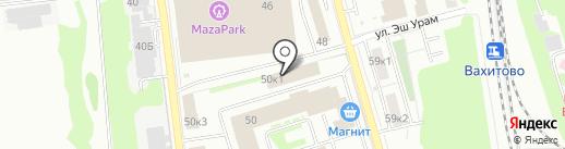 Magic Menu на карте Казани