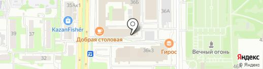 improviNation на карте Казани