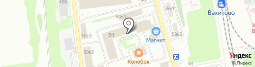 LOOK на карте Казани