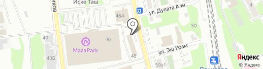 Центр Твердосплавных Материалов на карте Казани