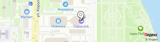 Мега Тур на карте Казани