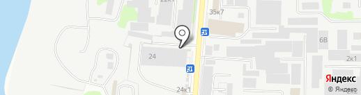 Рокет на карте Казани