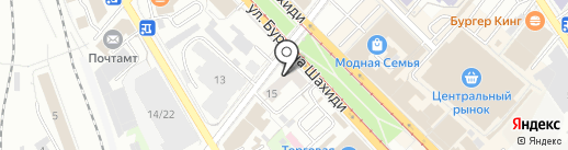 Банкомат, Восточный экспресс банк, ПАО на карте Казани