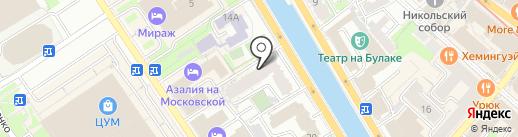 Натекс прод на карте Казани