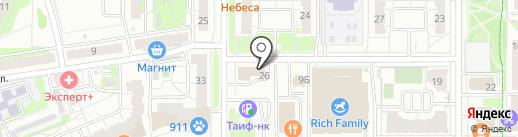Health Hear на карте Казани