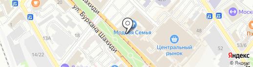 Airis на карте Казани