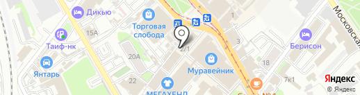 Магазин на карте Казани
