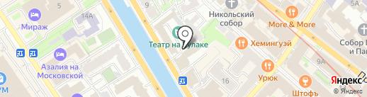 Театрал на карте Казани