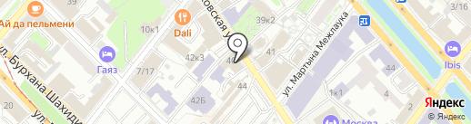 Технокласс на карте Казани