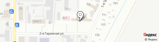 Яркий город на карте Казани