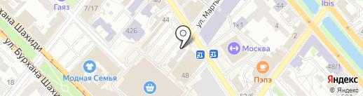 Салон штор на карте Казани