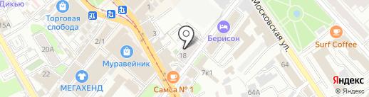 Rich Tattoo на карте Казани