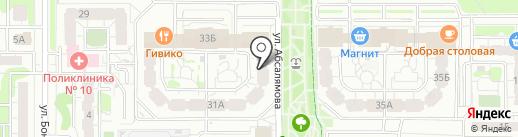 ARstudio на карте Казани
