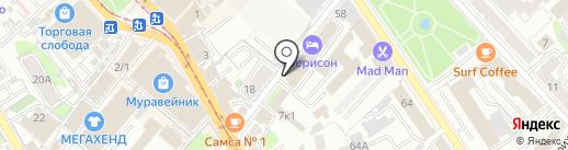 ТИА РУС на карте Казани