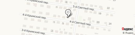 Тольятти Энергосервис на карте Ягодного