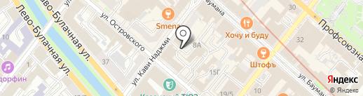 Бьюти MiiN на карте Казани